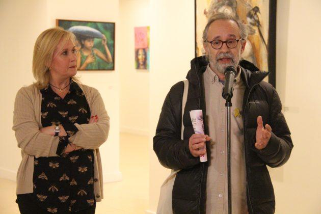 """""""Paraula de Dona"""" al Muxart Espai d'Art i Creació Contemporanis"""