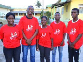 Alumnes del Programa de Beques Universitàries de Mans Mercedàries