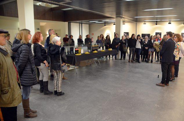 Exposició '23 dones celebren el seu cos'