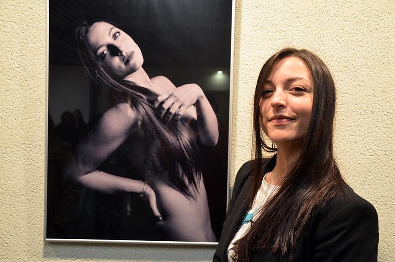 Exposició '23 dones celebren el seu cos'. Mireia Vives