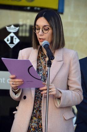 Dia Internacional de les Dones. Belén Leiva