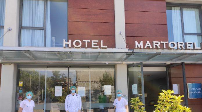 Hotel Salut Ciutat de Martorell