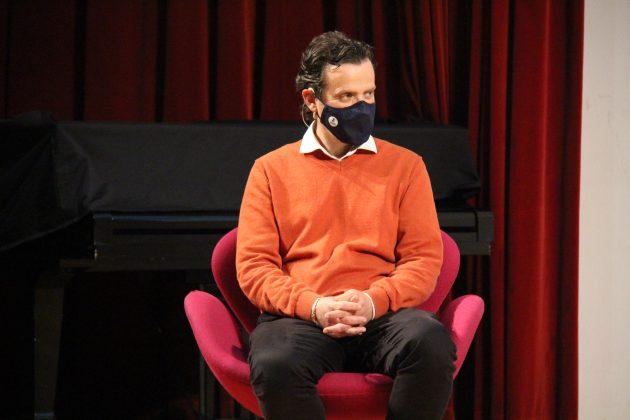 Andreu González, presentació Marc Artigau