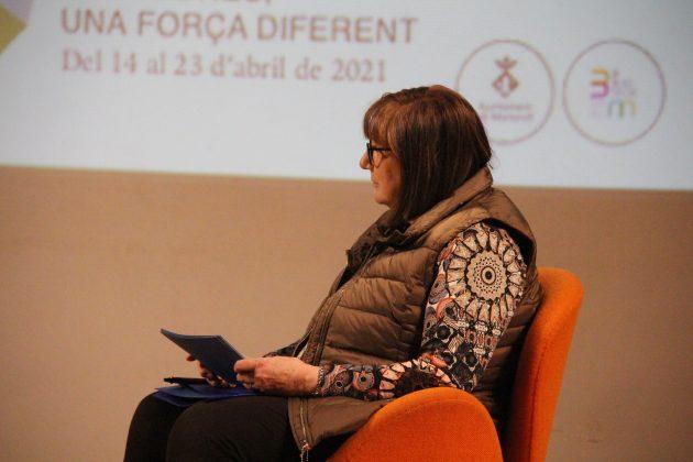 Josefina Lladó, presentació Marc Artigau