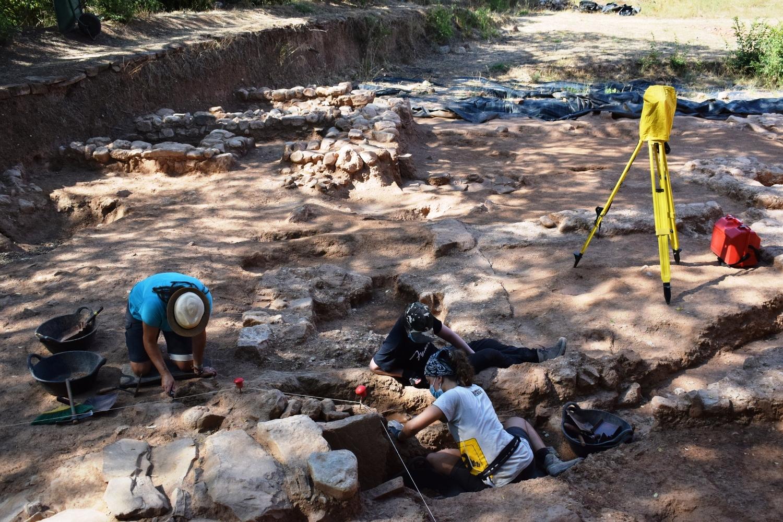 Excavacions Santa Margarida 2021