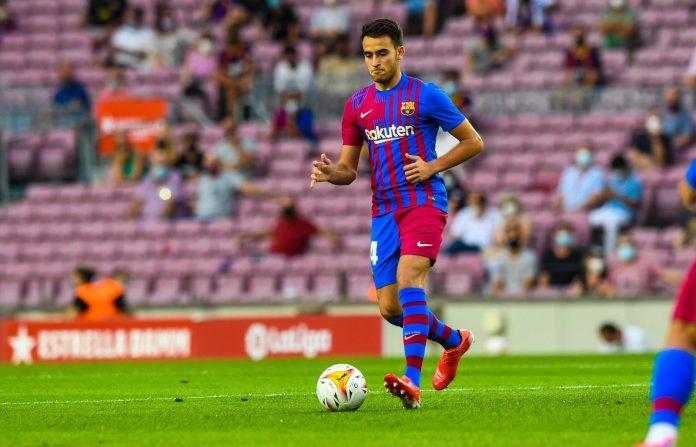 Eric Garcia (imatge: FCB)