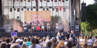 Festa Major 2021. Actuació Xiula. Foto: GrisPhoto