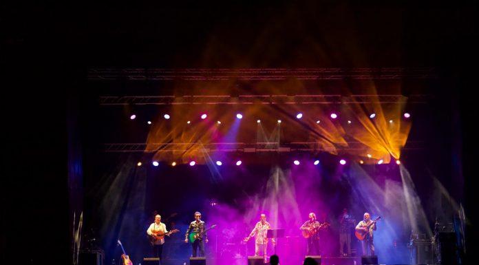 Festa Major 2021. Actuació Los Manolos. Foto: Grisphoto