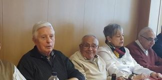 Joan Martret és el segon per l'esquerra