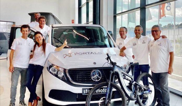 Equip ASDENT Marruecos on Bike